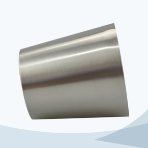 stainless steel food equipment welded concentric reducer