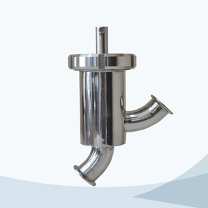 stainless steel food equipment Oblique inserting type filter