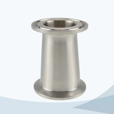 stainless steel food processing 31-14MP clamped concentric reducer