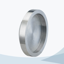 stainless steel hygienic grade 16AMP female solid end cap